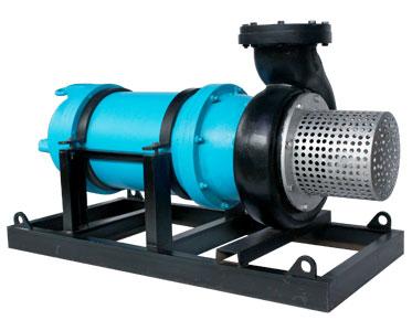 Jasco / Submerged Centrifugal Pump